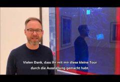 """Direktor Andreas Beitin zu """"Ulrich Hensel. Zwischenwelten"""" im  Kunstmuseum Wolfsburg"""