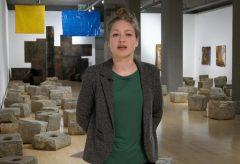 Einführung von Kuratorin Eva Huttenlauch zur Ausstellung Sheela Gowda. It.. Matters