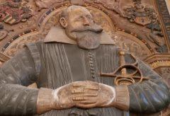 Gregorius Fleischhauer in der Müntzergedekstätte St. Marien