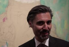 """Gustav Klimt """"Amalie Zuckerkandl"""" im Belvedere Wien"""