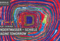 Imagine Tomorrow Hundertwasser-Schiele im Leopold Museum Wien
