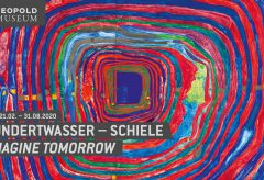 Imagine Tomorrow Hundertwasser-Schiele im Leopold Museum Wien