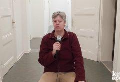 Irina Görner, Leiterin der Sammlung Vor- und Frühgeschichte im Interview