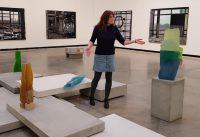 Kai Schiemenz, Big Four Colours II, 2015 im Marta Herford