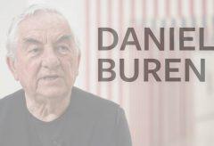 Kunst nach 1945: Daniel Buren