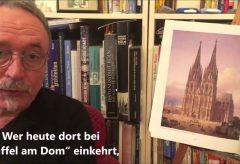 Mario Kramp über ein Gemälde des Kölner Doms und seine Geschichte