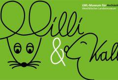 Milli und Kalle – Malen einen Hahn