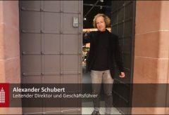 Mit Direktor Alexander Schubert durch die Medicus Ausstellung