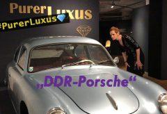 Purer Luxus: Der Porsche 356 aus der DDR