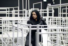 Robin Rhode – Performance 'Fate of Destiny' in der Kunsthalle Krems