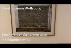 Ulrich Hensel im Kunstmuseum Wolfsburg