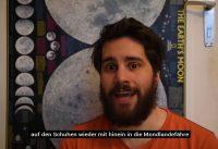 Warum Astronauten vor der Mondfahrt in Quarantäne müssen - NHM Wien erklärt